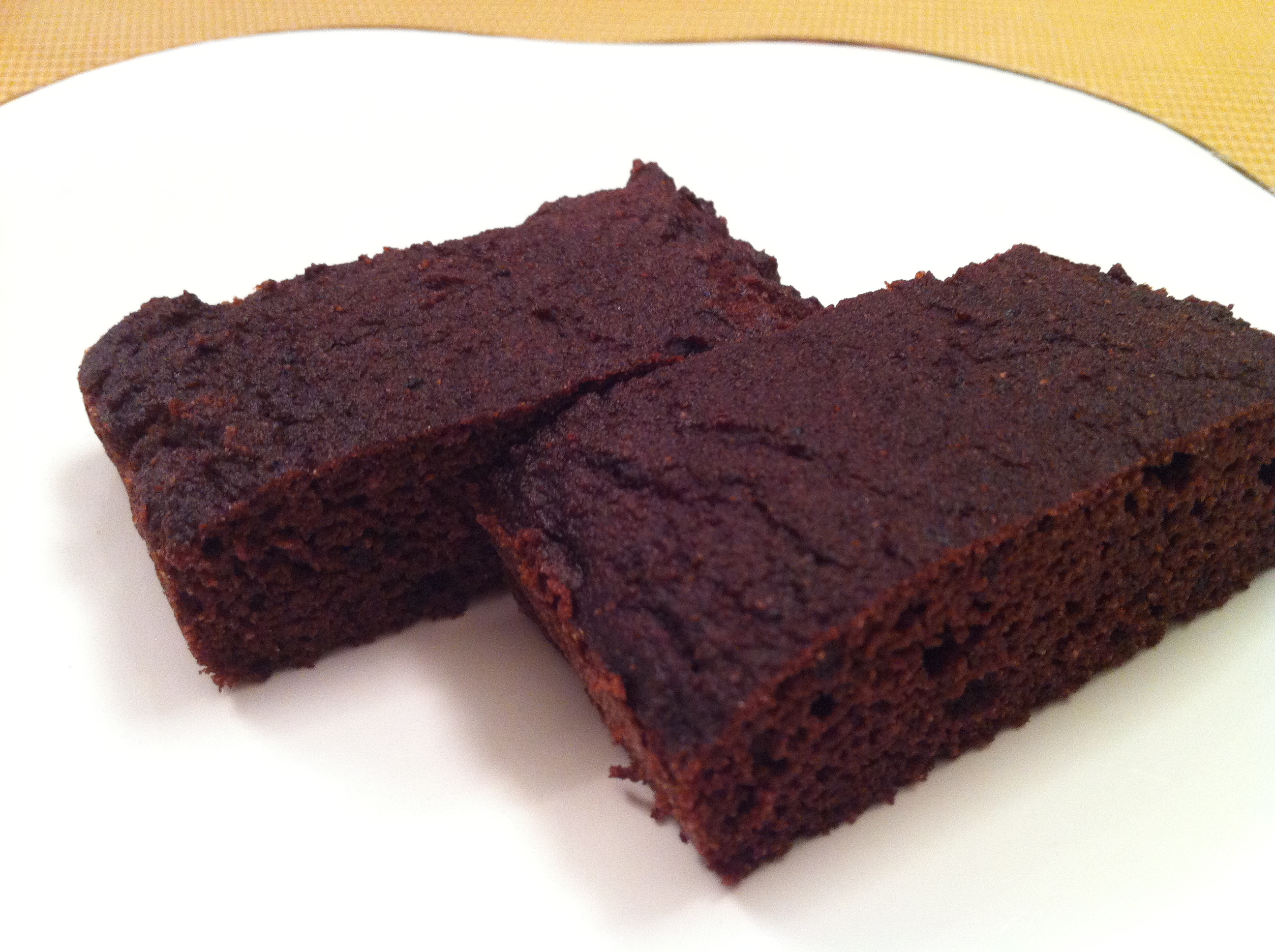 Basic Chocolate Cake With Coconut Flour
